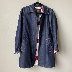 Vintage Coach Denim Jacket